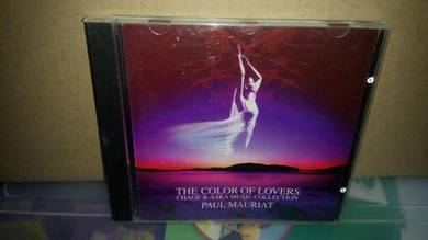 CD Paul Mauriat - The Color Of Lovers