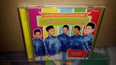 CD Nasyid Asas Islami - Adikku Sayang