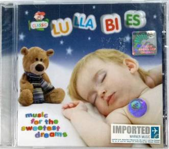 CD Classic Lullabies Music For The Sweetest Dreams