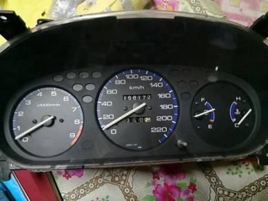 Meter manual civic so4