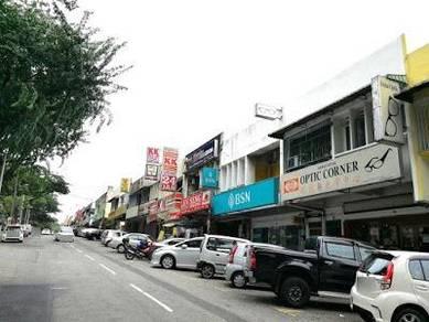 Taman len seng , cheras , 1st floor , kuala lumpur