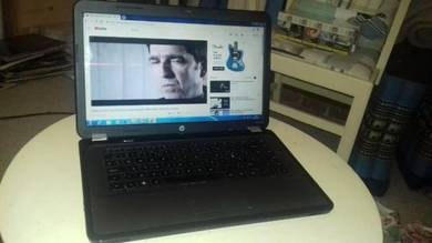 Hp g6 laptop,15.6