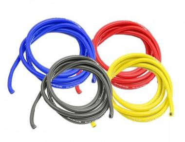28AWG Silicone Wire - (1 Meter) M-GJ28