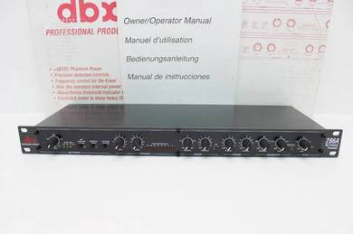 DBX Mic preamp excellent condition
