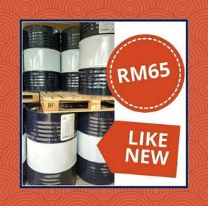 Tong Drum Besi Metal used - LIKE NEW