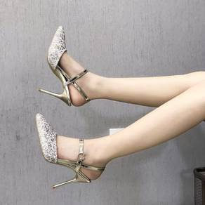8082 Sandy Strappy High Heel Shoes