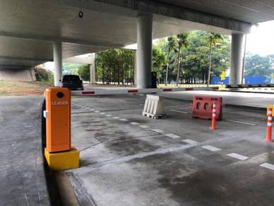 Installation Barrier Gate System dgn professional