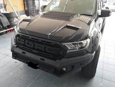 Hilux Revo Rocco Ranger 4x4 Front Steel Bumper