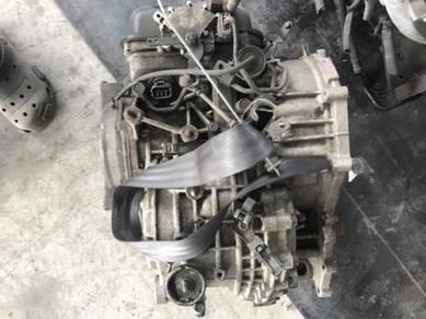 Mitsubishi airtrek cu2w 4g63 gearbox