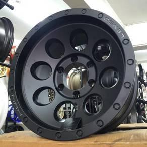 Sport rim 4x4 ORIGINAL LENSO MAX1 16x9 OFFSET-25