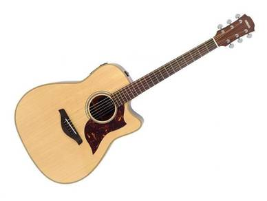 Gitar Yamaha (A1M Acoustic)
