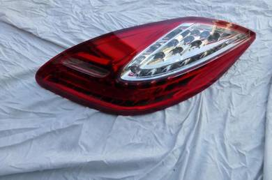 Porsche Panamera New Tail Lamp