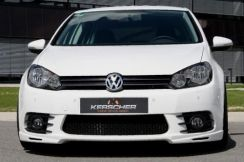 Original Kerscher Germany VW Golf 6 Front Bumper