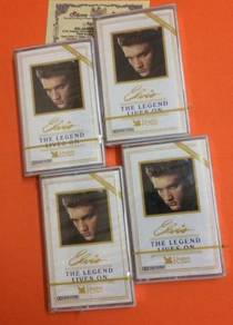 Tape ELVIS -The Legend Lives On-Collectors Edition