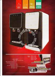 Large hot tank water dispenser 4507S