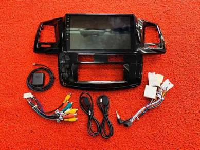 Toyota hilux vigo android mirror link gps player 3