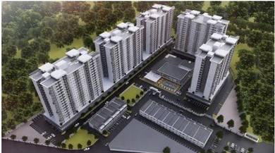 Residensi PR1MA Melaka Tengah 2, Bandaraya Melaka