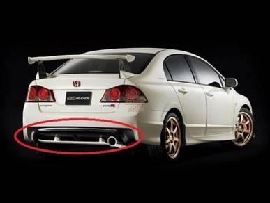Honda Civic FD TYPE-R MUGEN Diffuser Fibre