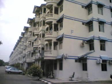 MALIM CHENG RIA APARTMENT Level-2 (3 room 2 bath ) 870 sq fts