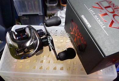 SHIMANO ANTARES DC7 LV Fishing Reel / Pancing