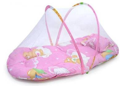 Portable High Quality Baby Bed With Mosquito Mesh