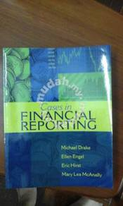 Cases on financial reporting