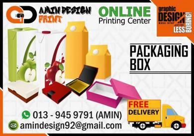 Jom cetak packaging / kotak produk