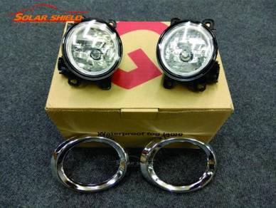 Honda BRV BR-V Fog Lamp Sport Light Bodykit