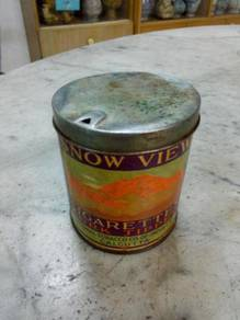 TEXP Snow View Tin Lama Vintage