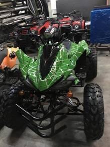 ATV Moto 200cc new 2019