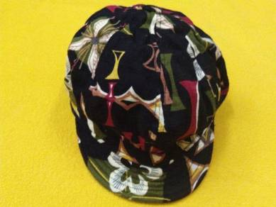 NEWSBOY HATS new york hat co. floral design size M