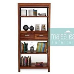 Teak bookshelf - majesTEAK Furniture