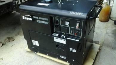 Generator diesel 5000 watt-esaco