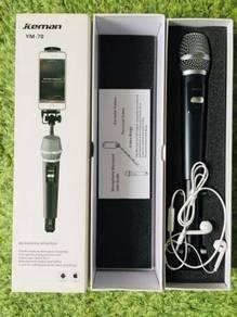 Jteman YM-70 Microphone Monopod