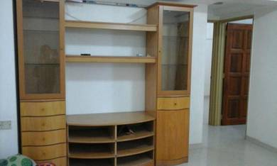 Desa baiduri farlim 3-ROOMS *corner unit* FULLY RENOVATED