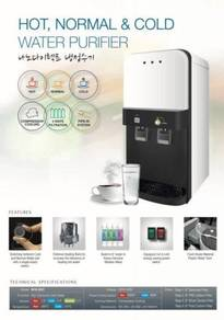 NEW : Hot, Normal & Cold Water Purifier_0501R