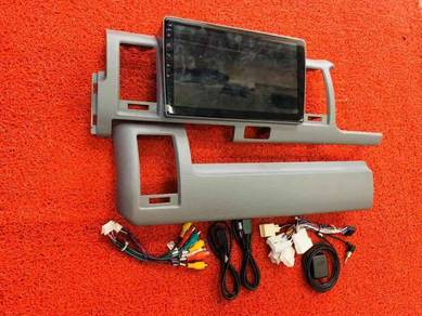 Toyota hiace van android gps tv youtube player 1