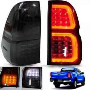 Toyota Hilux Rocco Revo Led Light Bar Tail Lamp