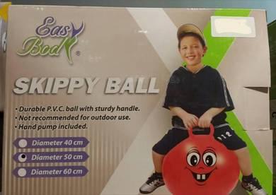 Eas body skippy ball(bola lompat kanak)