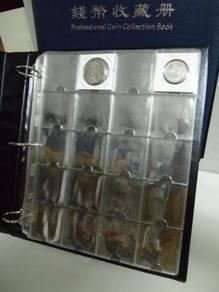 Coin Holder Album