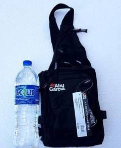 V2 Abu Garcia Limited Edition Waist Bag Sling Beg