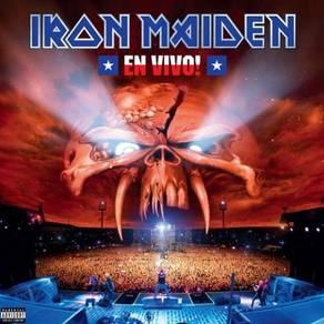 Iron Maiden En Vivo 200g 2LP (Picture Disc)