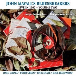John Mayall's Bluesbreakers Live in 1967 Volume Tw
