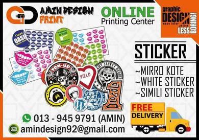 Jom cetak sticker