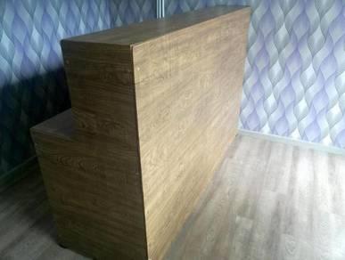 Front Desk Cashier Counter ( Boltless )