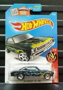 Hotwheels '67 Chevelle SS 396