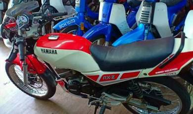 Yamaha rxz for sell