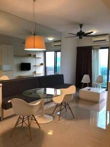 Kiara East Condo Jalan Ipoh For Rent Fully Furnished Condominium