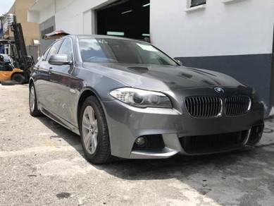 BMW 5 Series F10 Msport M performance Bodykit