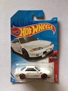 Hotwheels Cars Nissan Skyline GTR